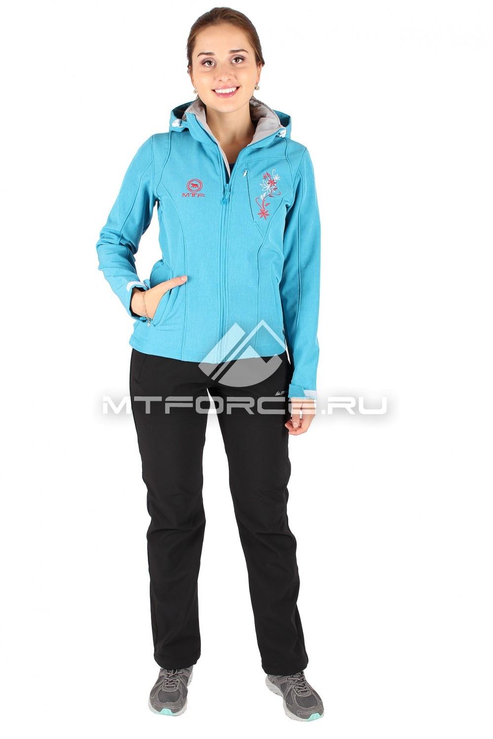 Купить                                  оптом Костюм виндстопер женский голубого цвета 01512Gl в Санкт-Петербурге