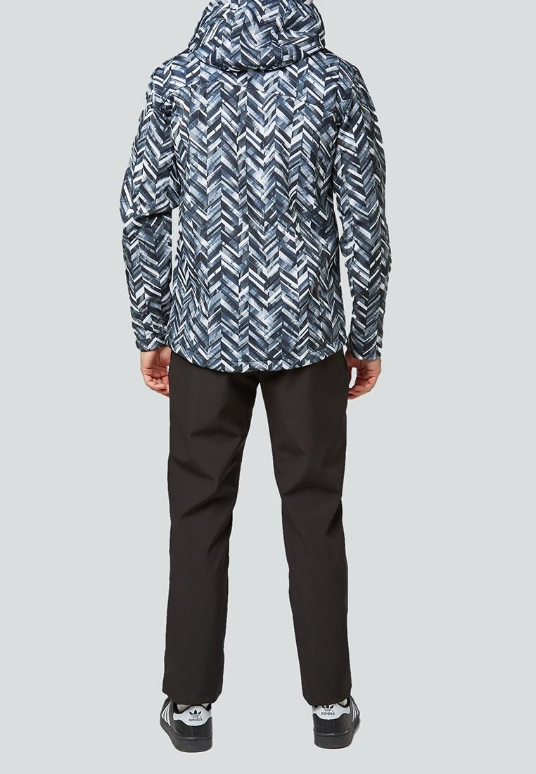 Купить оптом Костюм мужской softshell темно-серого цвета 01941TС в Санкт-Петербурге