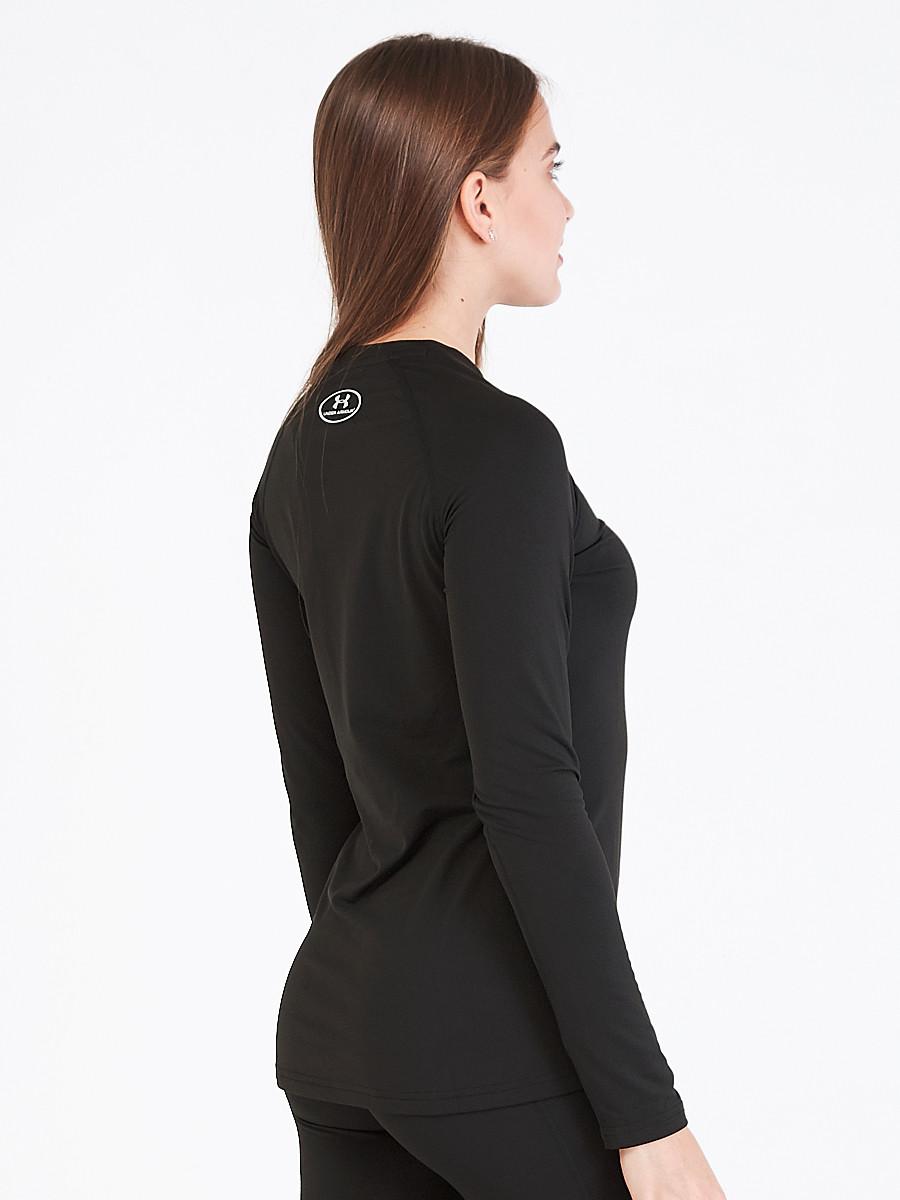 Купить оптом Термобелье женское черного цвета 08932Ch