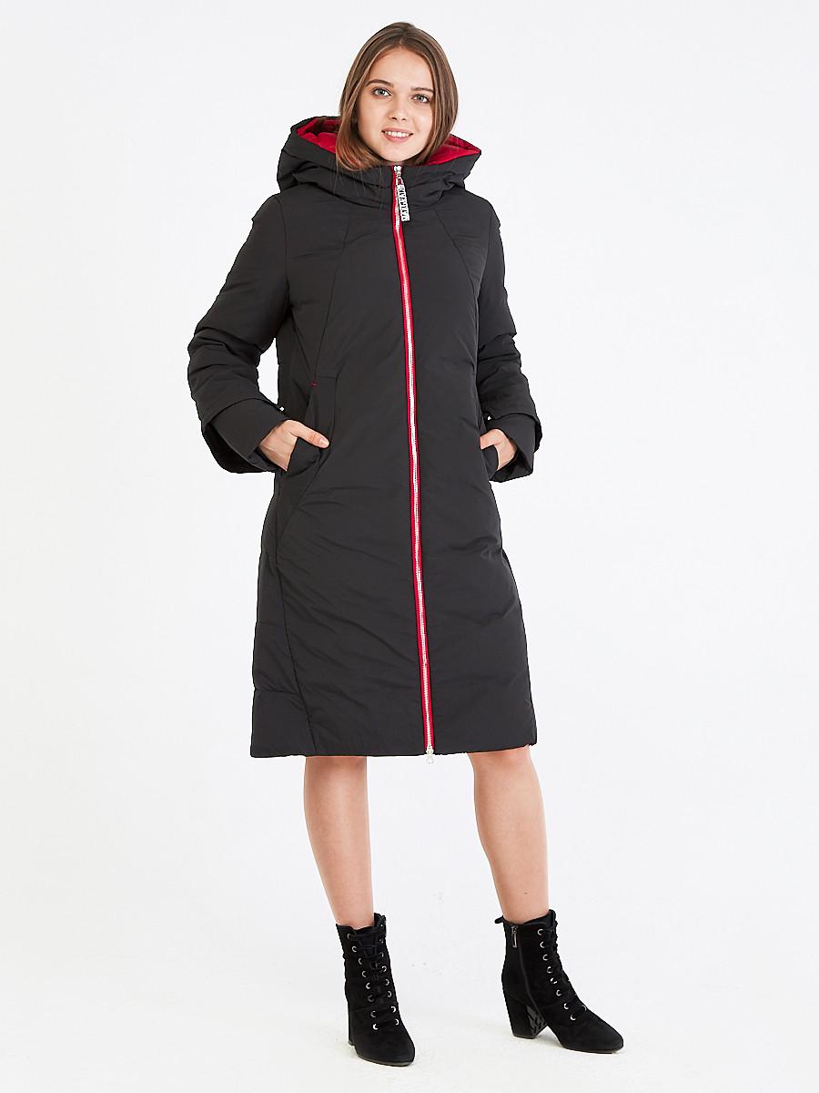 Купить оптом Куртка зимняя женская желтого цвета 100-927_701Ch в  Красноярске
