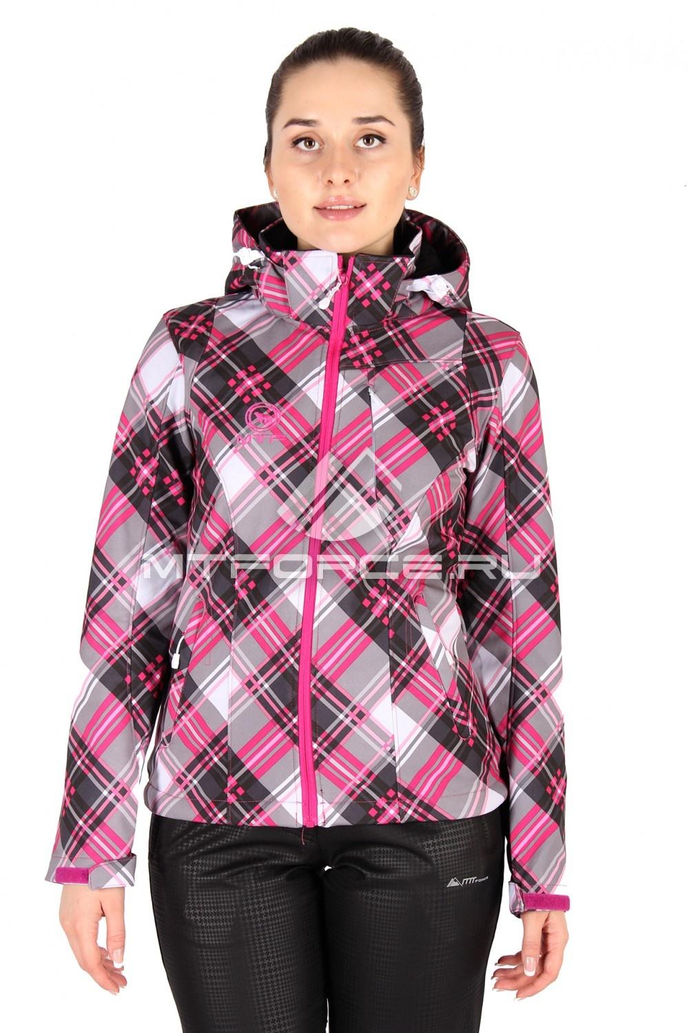 Купить                                  оптом Ветровка женская розового цвета 1505R