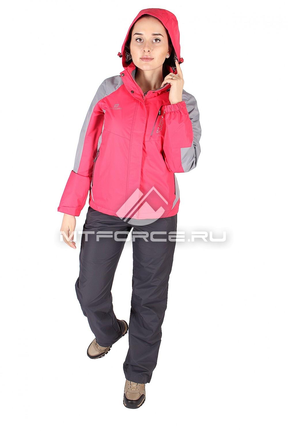 Купить                                  оптом Костюм женский красный цвета 01612Kr