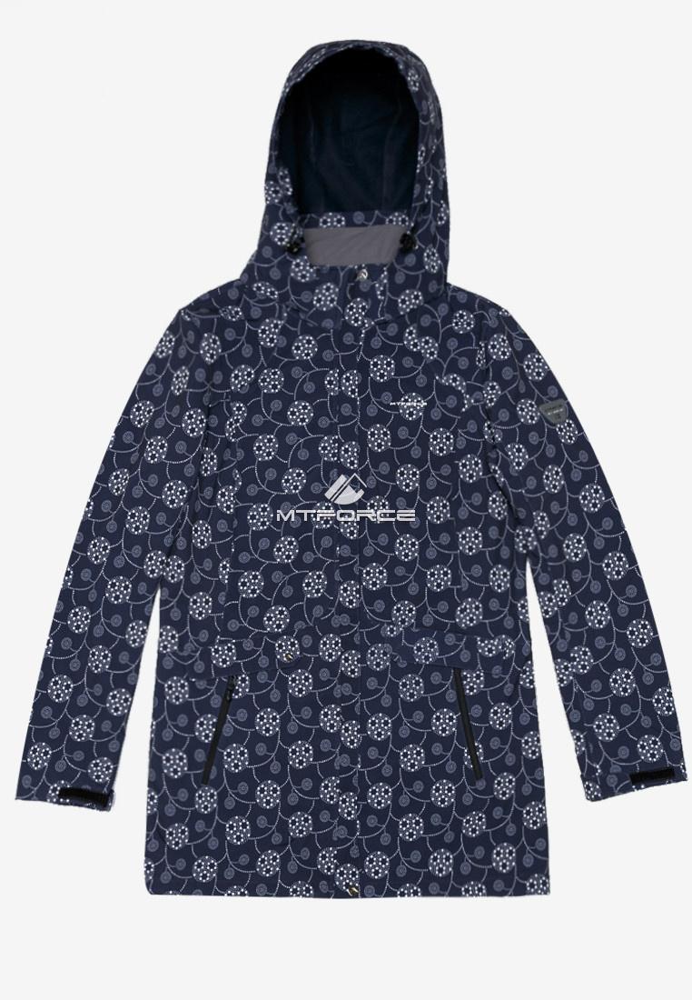Купить оптом Ветровка softshell женская большого размера черного цвета 1833Ch в Екатеринбурге