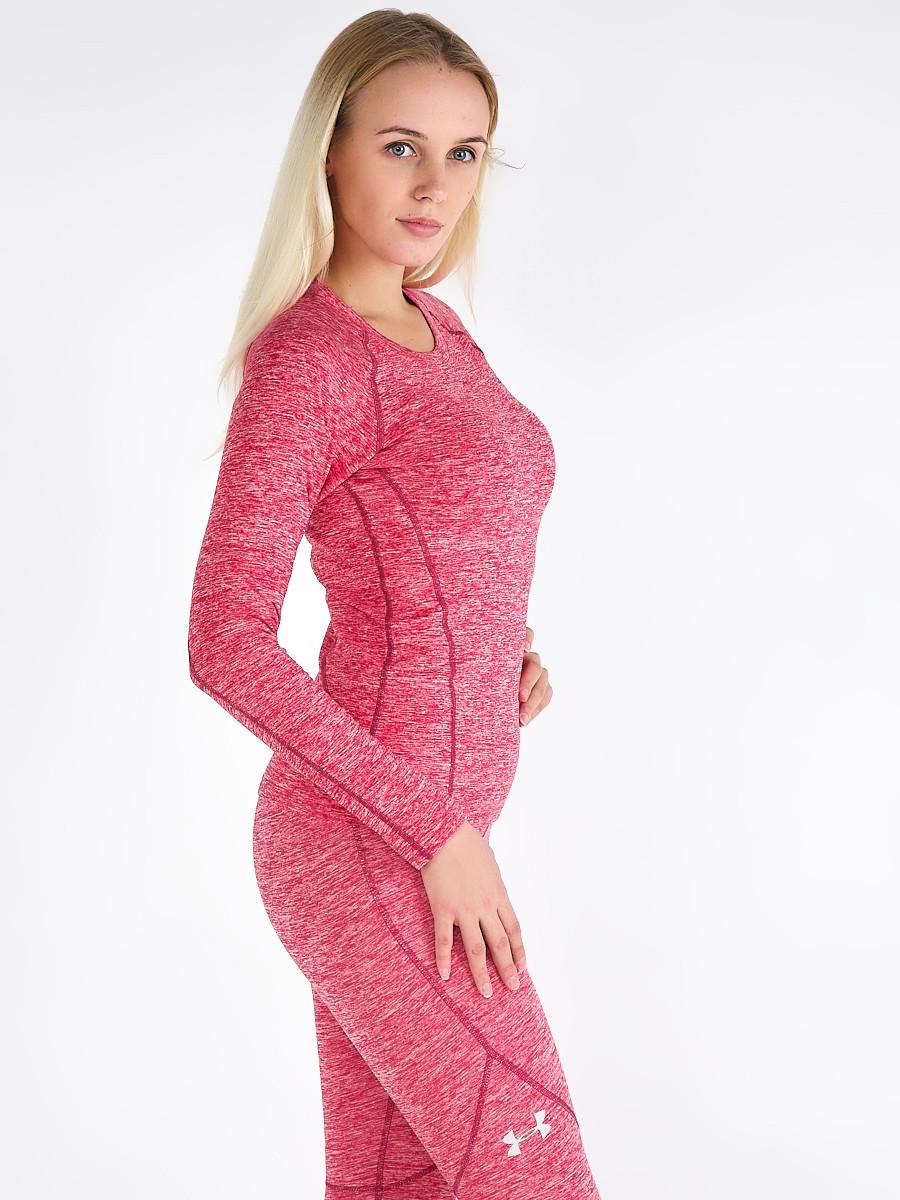 Купить оптом Термобелье женское розового цвета 2298R