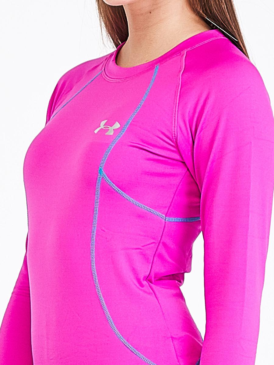 Купить оптом Термобелье женское розового цвета 3114R в Самаре
