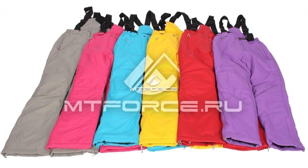Купить  оптом Брюки горнолыжные подростковые разного цвета 32033Gl