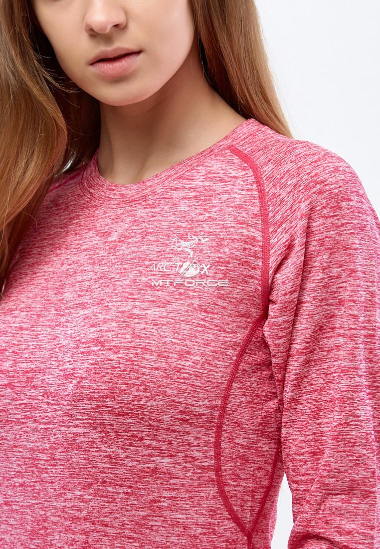 Купить оптом Термобелье женское розового цвета 3478R