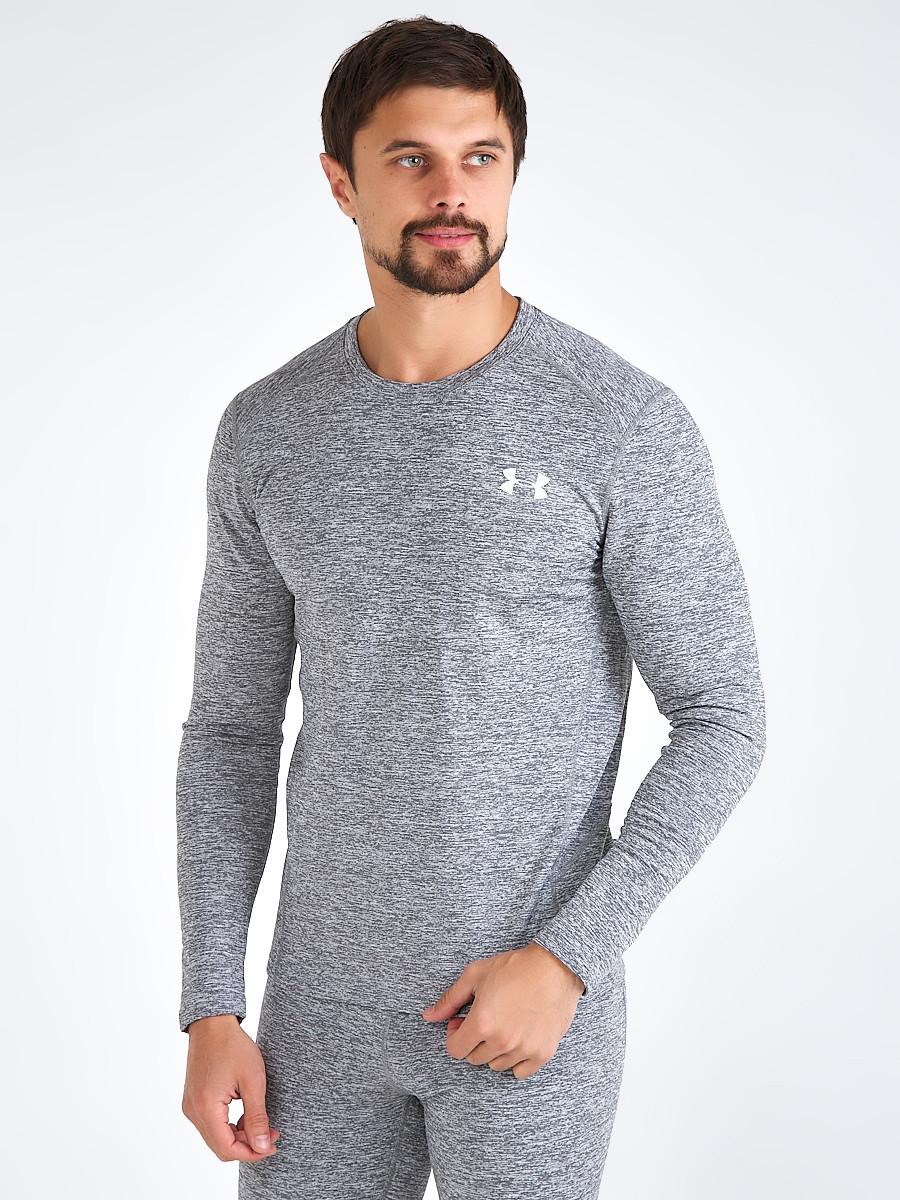 Купить оптом Термобелье мужское серого цвета 3795Sr