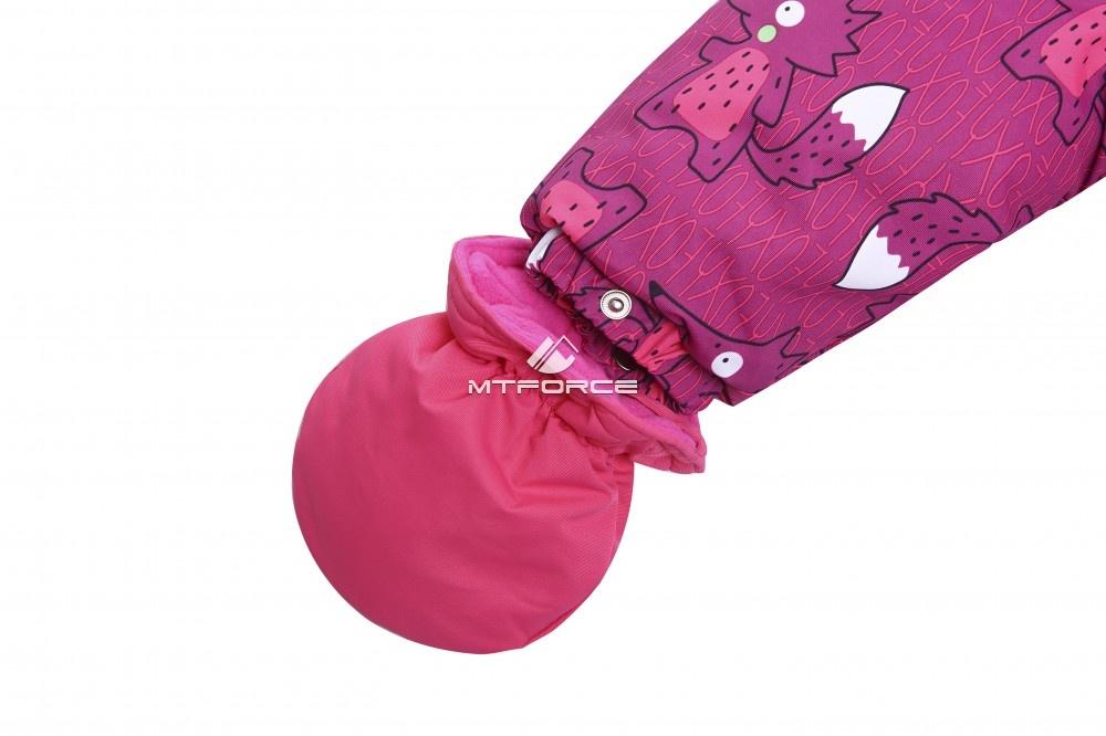 Купить оптом Комбинезон детский розовый 8802R в Воронеже