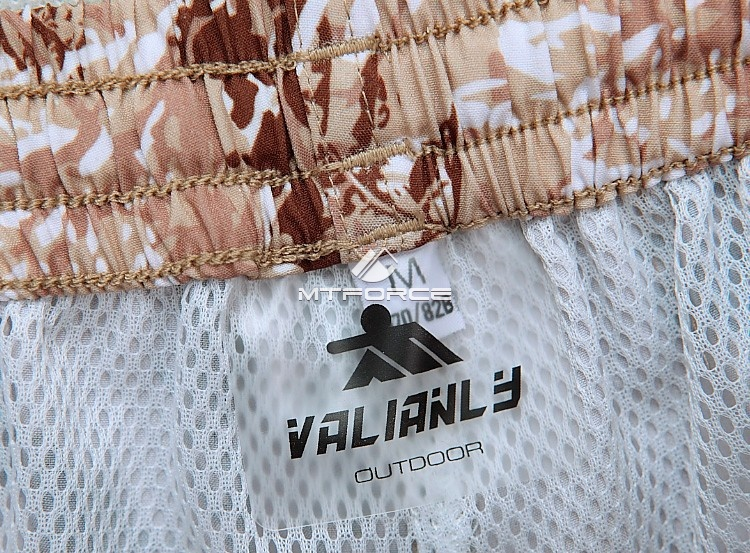 Купить оптом Спортивные шорты бежевого цвета 4272B в Новосибирске
