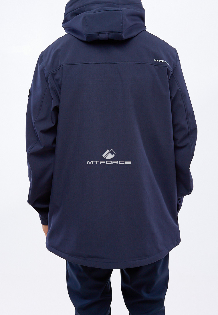 Купить оптом Куртка горнолыжная мужская хаки цвета 1768Kh в Казани