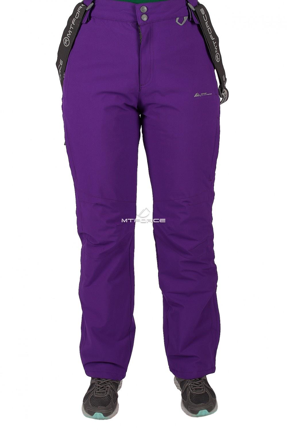 Купить                                  оптом Брюки горнолыжные женские фиолетового цвета 524F