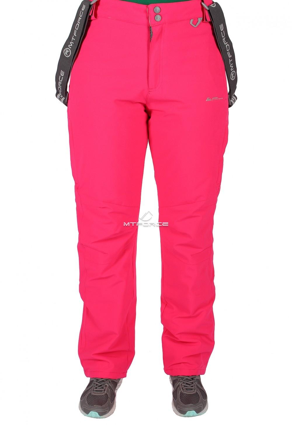 Купить                                  оптом Брюки горнолыжные женские розового цвета 524R