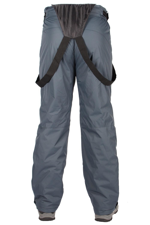 Купить оптом Брюки горнолыжные мужские темно-синего цвета 809TS в Воронеже