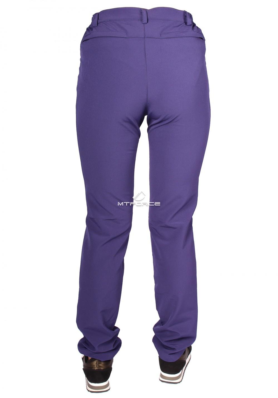 Купить оптом Брюки женские тонкие летние фиолетового цвета 812F в Екатеринбурге