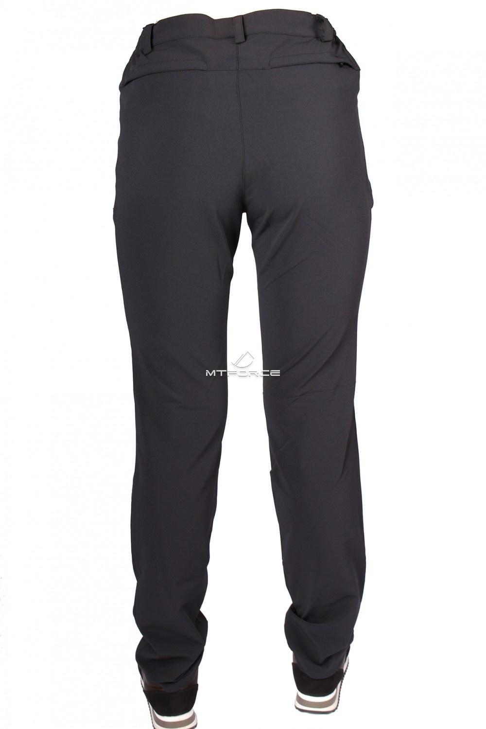 Купить оптом Брюки женские тонкие летние черного цвета 812Ch в Сочи