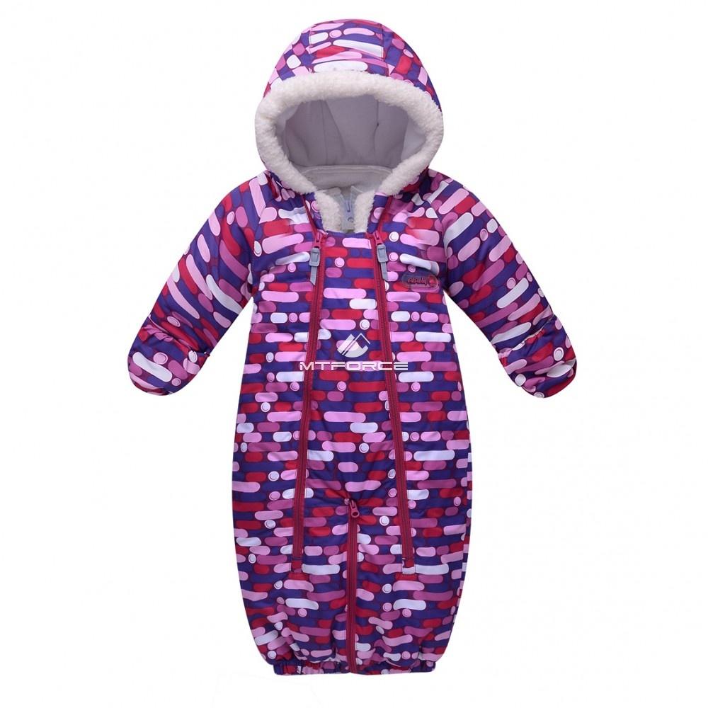 Купить оптом Комбинезон детский розовый 8801R в Самаре