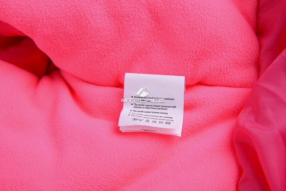 Купить оптом Горнолыжный костюм детский розовый 8812R в Сочи