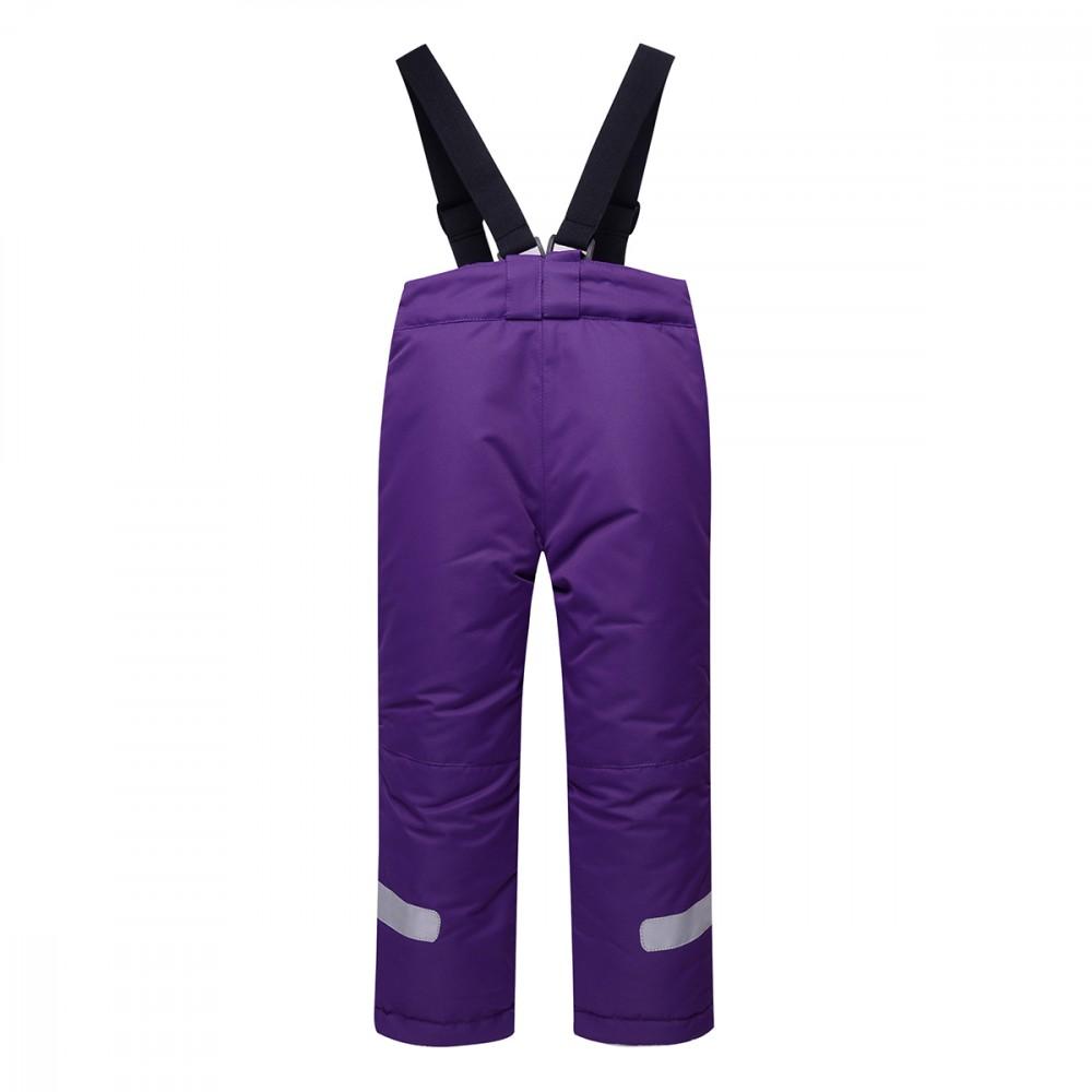 Купить оптом Горнолыжный костюм подростковый для девочки бирюзовый 8814Br в Казани