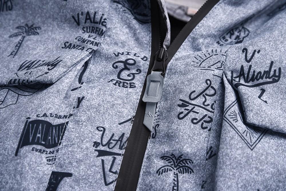 Купить оптом Горнолыжный костюм подростковый для мальчика серый 8819Sr