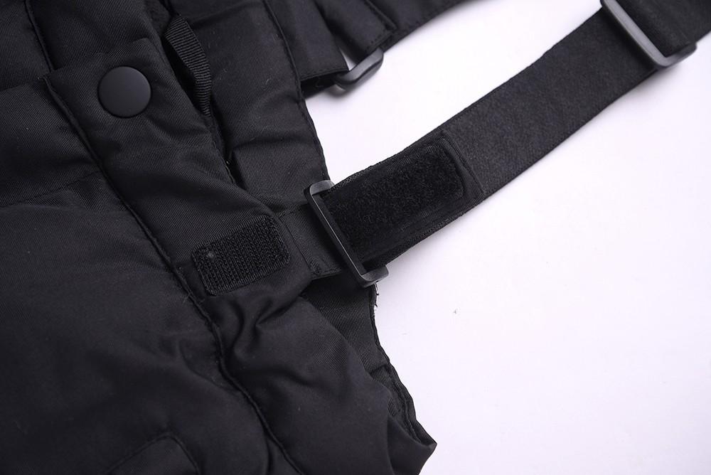 Купить оптом Горнолыжный костюм подростковый для мальчика серый 8819Sr в Воронеже