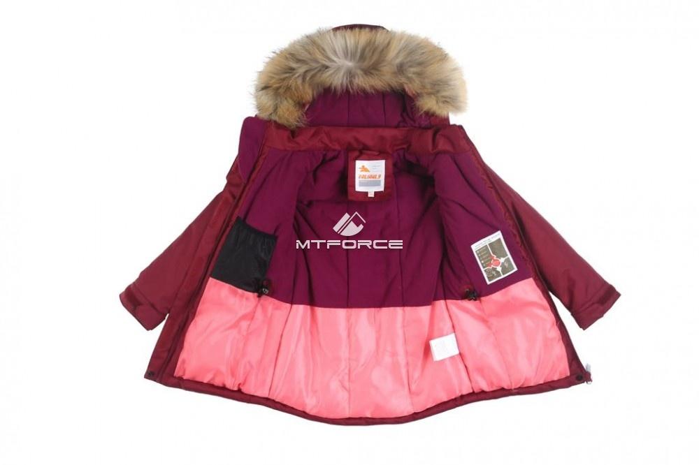 0135529080c ... Купить оптом Куртка парка зимняя подростковая для мальчика коричневого  цвета 8832K