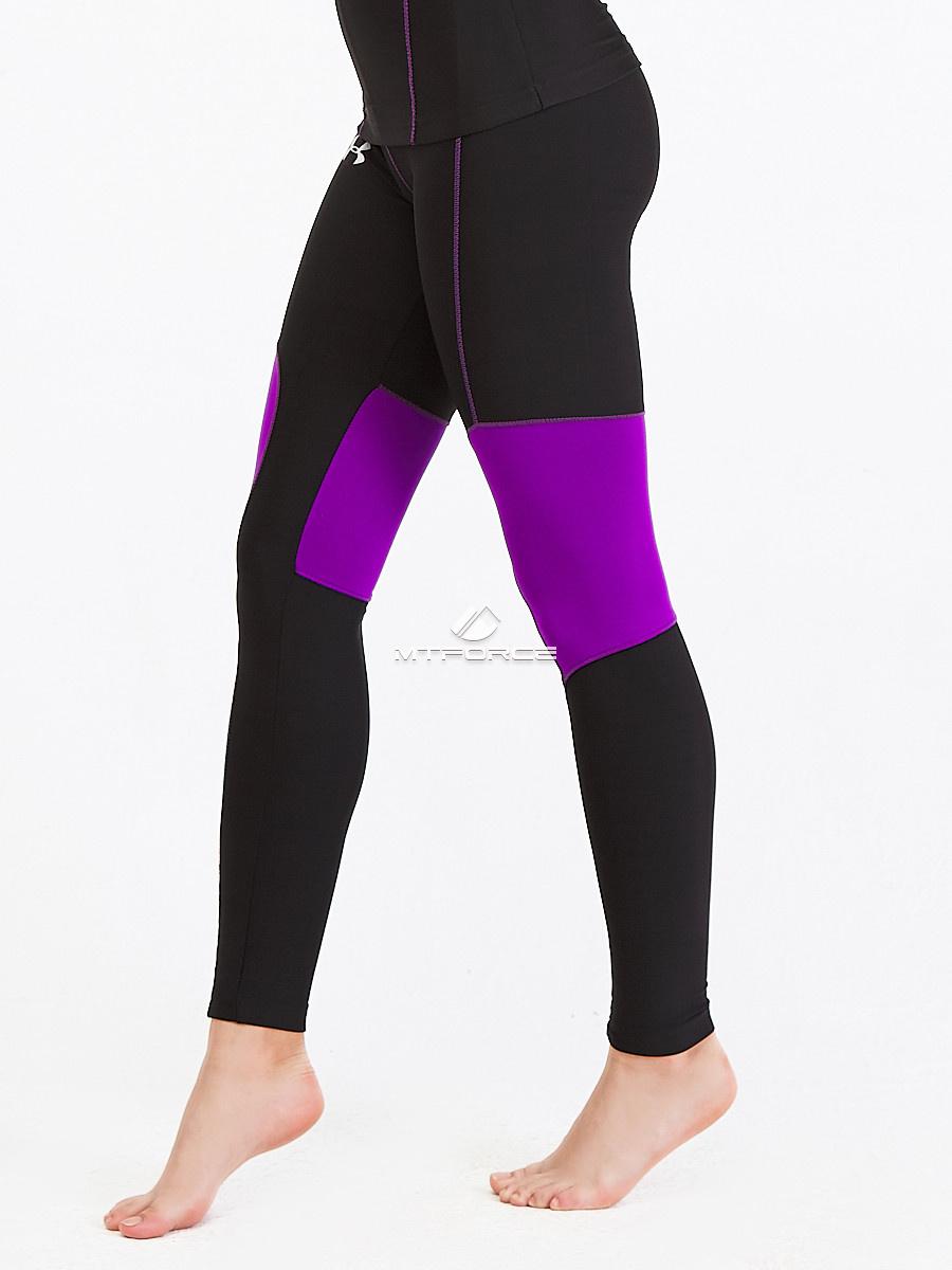 Купить оптом Термобелье женское фиолетового цвета 8882F
