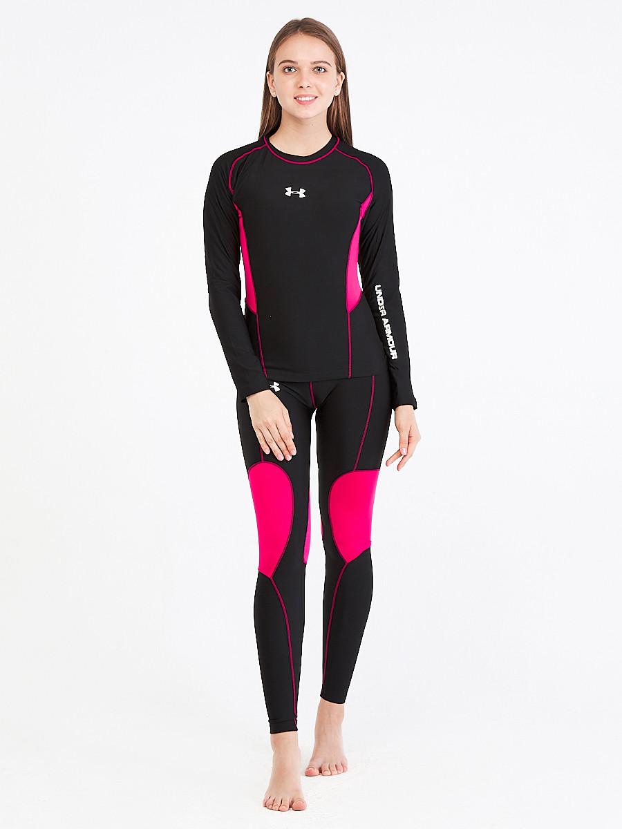 Купить оптом Термобелье женское розового цвета 8882R