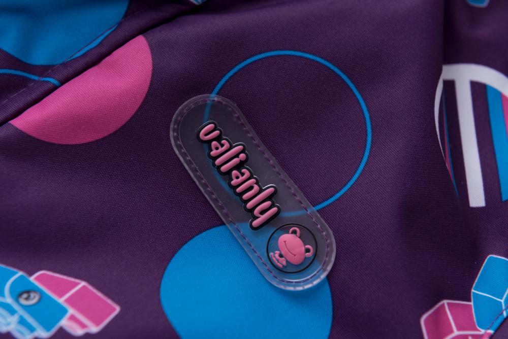 Купить оптом Комбинезон для девочки зимний розового цвета 8906R в Санкт-Петербурге