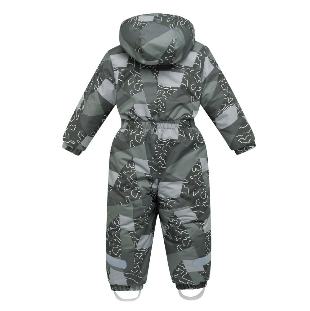 Купить оптом Комбинезон детский синего цвета 8909S в Сочи