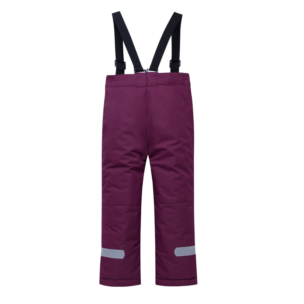 Купить оптом Горнолыжный костюм детский бирюзового цвета 8914Br в Казани