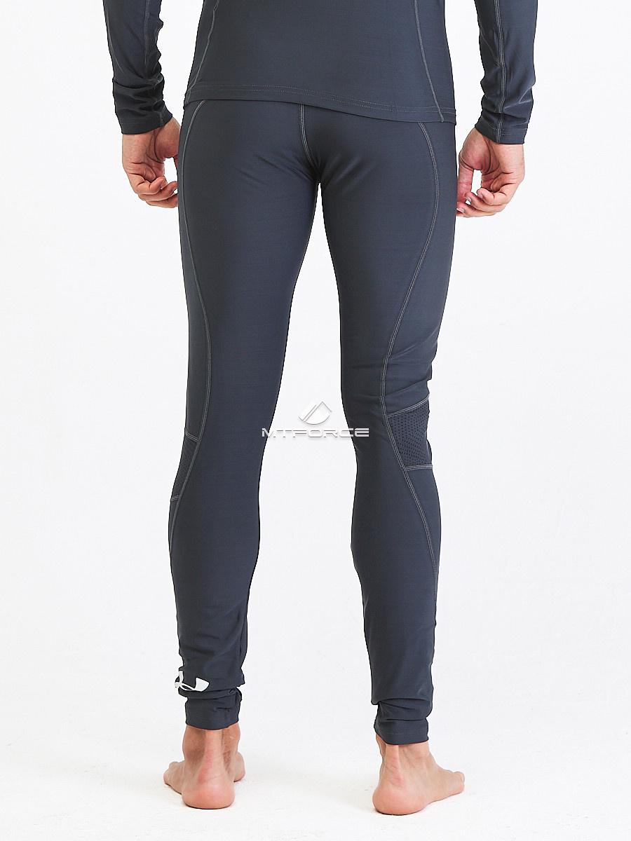 Купить оптом Термобелье мужское темно-серого цвета 9178TC