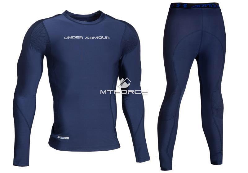 Купить оптом Термобелье мужское темно-синего цвета 9178TS