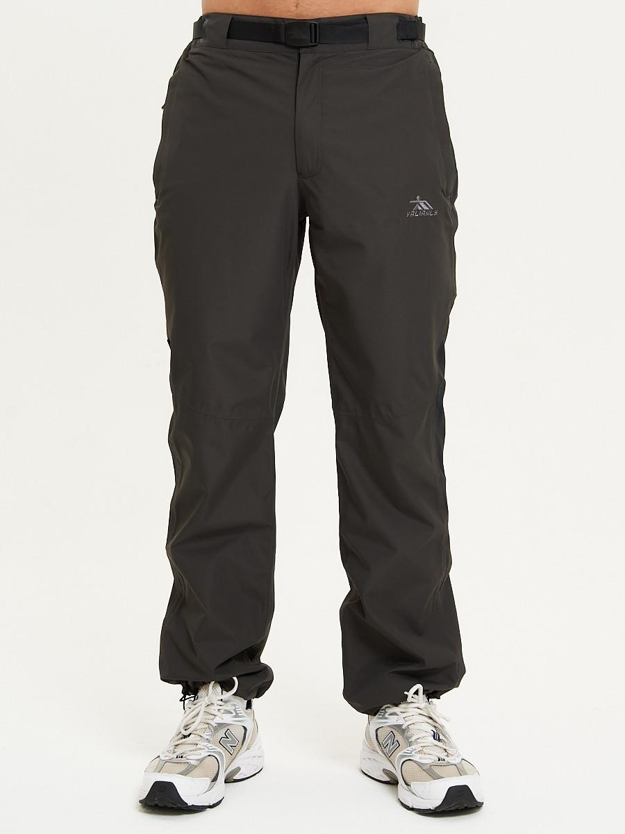 Купить оптом Спортивные брюки Valianly мужские цвета хаки 93230Kh в Екатеринбурге