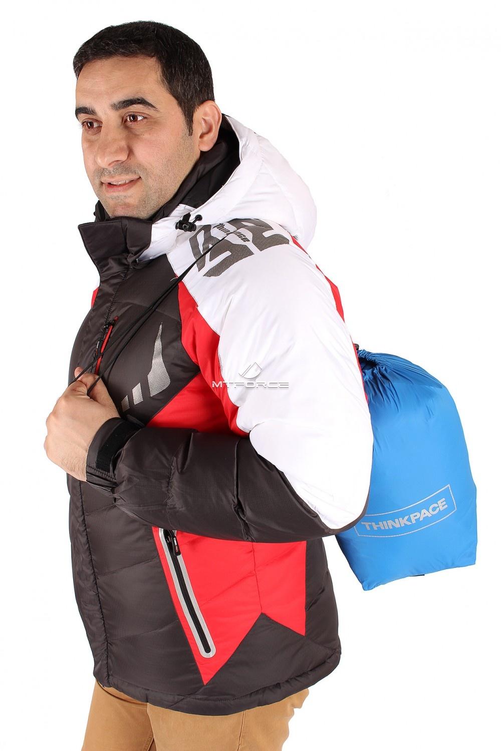 Купить                                      оптом Куртка зимняя мужская черного цвета 9942Ch в Санкт-Петербурге