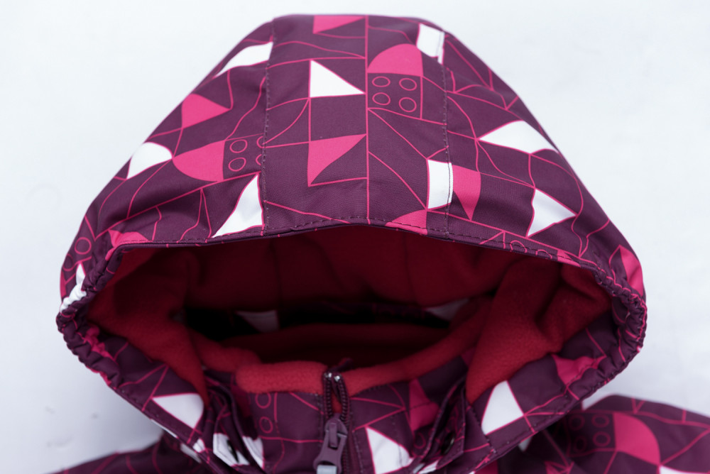 Купить оптом Комбинезон детский фиолетового цвета 8902F в Сочи