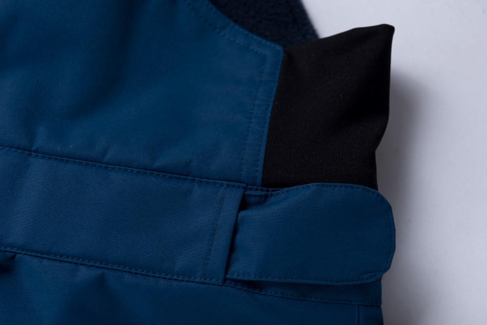 Купить оптом Горнолыжный костюм для мальчика синего цвета 8925S в Волгоградке