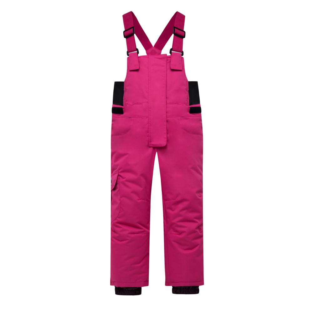 Купить оптом Горнолыжный костюм для ребенка розового цвета 8926R в Волгоградке