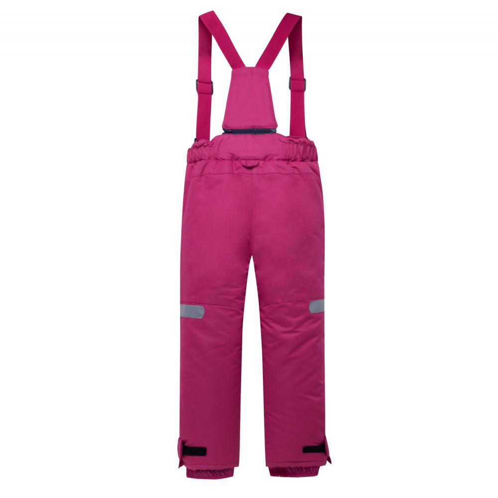 Купить оптом Горнолыжный костюм подростковый для девочки темно-синий 8930TS