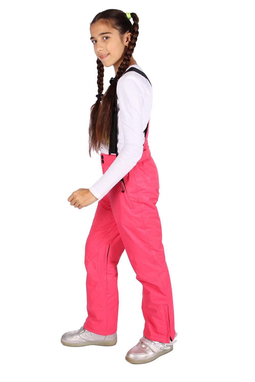 Купить оптом Брюки горнолыжные подростковые для девочки розового цвета 816R в Нижнем Новгороде