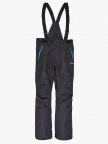 Горнолыжные брюки женские зимние темно-серого цвета купить оптом в интернет магазине MTFORCE 005TC