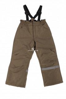 Купить оптом брюки горнолыжные подростковые болотного цвета 016Bt в интернет магазине MTFORCE.RU