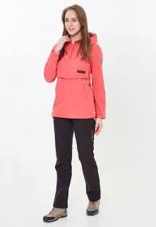 Спортивный костюм женский осенний весенний розового цвета купить оптом в интернет магазине MTFORCE 01914R