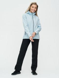Женский осенний весенний костюм спортивный softshell купить оптом в интернет магазине MTFORCE 02031Gl