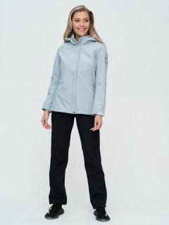 Женский осенний весенний костюм спортивный softshell купить оптом в интернет магазине MTFORCE 02035SS