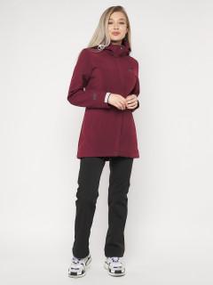 Купить оптом женскую осеннюю весенний костюм softshell в интернет магазине MTFORCE 20371Bo