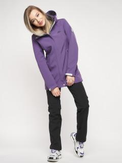 Купить оптом женскую осеннюю весенний костюм softshell в интернет магазине MTFORCE 20371F
