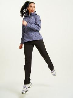 Женский осенний весенний костюм спортивный softshell купить оптом в интернет магазине MTFORCE 02038Rz