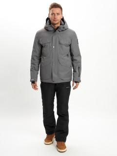 Купить горнолыжный костюм мужской оптом от производителя в Москве дешево 02088Sr