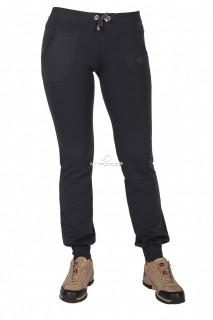 Купить оптом брюки трикотажные женские 025TC в интернет магазине MTFORCE.RU